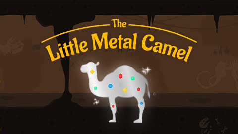 The Little Metal Camel