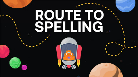 Route to Spelling